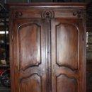 Antigüedades: ARMARIO DE ROBLE.REF.6097. Lote 99368067