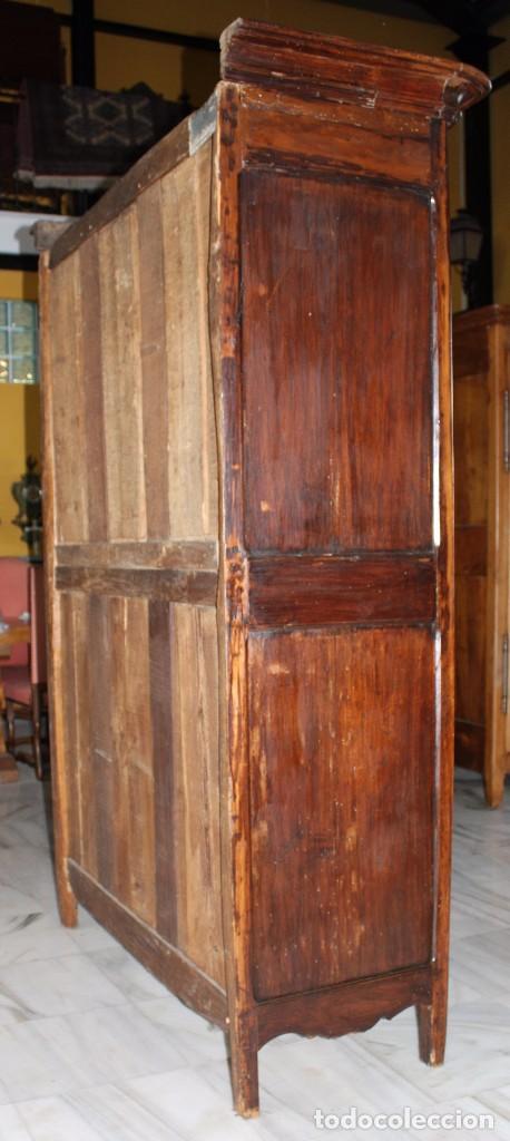Antigüedades: ARMARIO DE ROBLE.REF.6097 - Foto 6 - 99368067