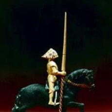 Antigüedades: EL CABALLERO GUERRERO DE GUSTAV KLIMT COLECCION MOUSEION LA PINTURA EN 3 DIMENSIONES. Lote 99374011