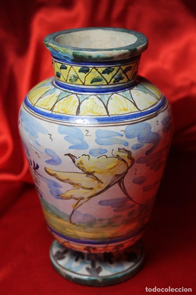 JARRON CERAMICA TRIANA (SEVILLA) (Antigüedades - Porcelanas y Cerámicas - Triana)