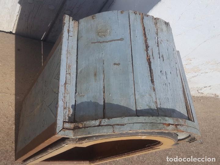 Antigüedades: Hornacina marmoleada muy antigua - Foto 4 - 99423791