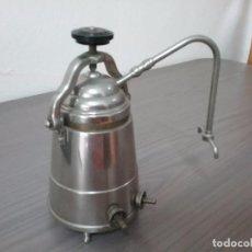 Antigüedades: CAFETERA ELECTRICA CRESPO ANTIGUA. Lote 99454095