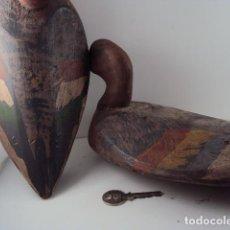 Antigüedades: PATOS DE RECLAMO 2. Lote 99467283