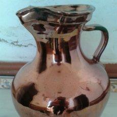 Antigüedades: GRAN JARRA REFLEJO DE TRIANA. Lote 99525652