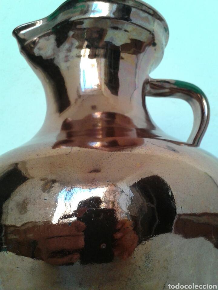 Antigüedades: GRAN JARRA REFLEJO DE TRIANA - Foto 5 - 99525652