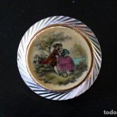 Antigüedades: ANTIGUO BROCHE VINTAGE. Lote 99533531