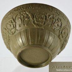 Antigüedades: ANTIGUO BOWL WEDGWOOD BASALTO / SELLO EN LA BASE / 11CM X 5,7CM. Lote 99636363