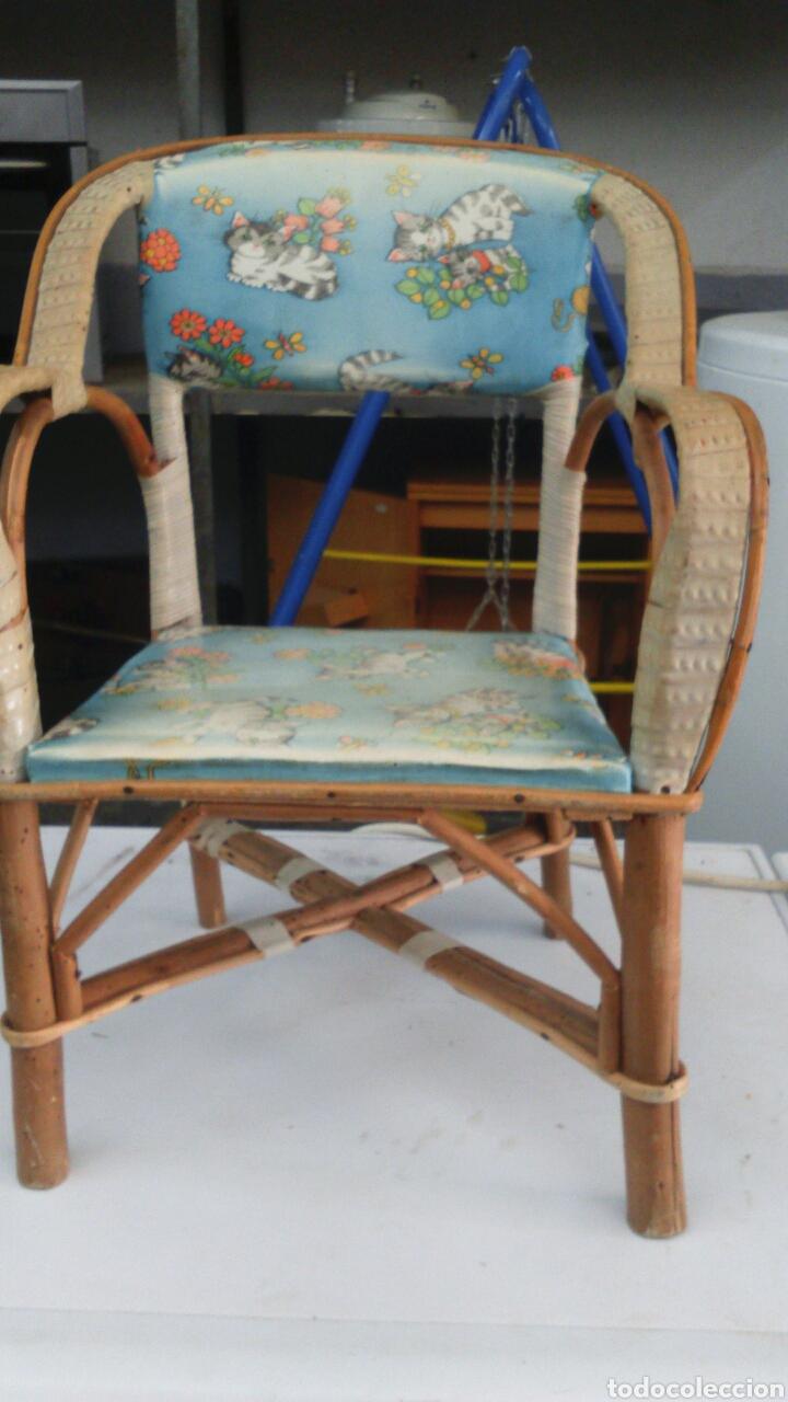 Sillita de ni os de los a os 60 comprar sillas antiguas - Sillas anos 60 ...