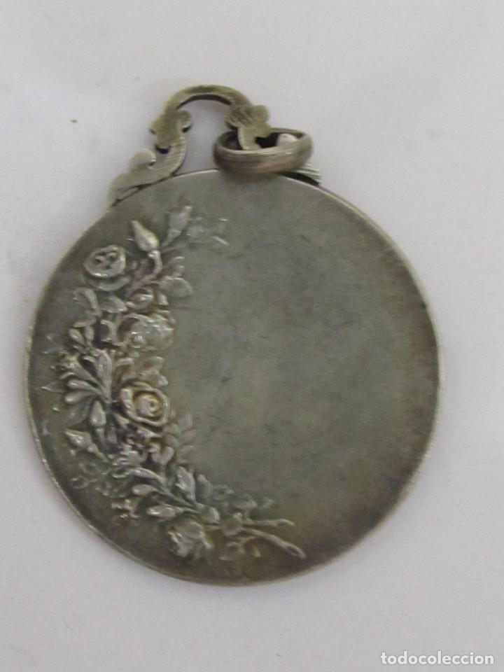 Antigüedades: MEDALLA DE PLATA - PIVS X PONT MAX - Foto 2 - 99658943