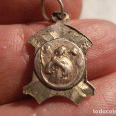 Antigüedades: BONITA MEDALLA RELIGIOSA EN PLATA - VIRGEN INMACULADA - SIGLO XIX - MIRA OTRAS EN VENTA. Lote 99695971