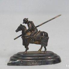Antigüedades: PICADOR DE PLATA. PEDRO DURAN. Lote 99711587