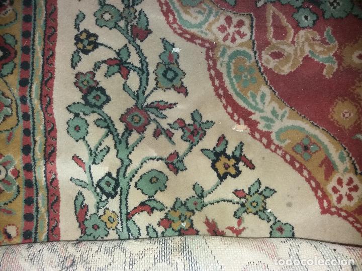 Antigüedades: alfombra muy grande - Foto 4 - 88873712