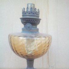 Antigüedades: ANTIGUO QUINQUE DE 27 CM. Lote 99764103