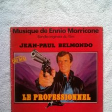 Discos de vinilo: ENNIO MORRICONE.. Lote 99770803