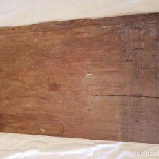 Antigüedades: TABLA DE NOGAL ANTIGUA DE UNA PIEZA. Lote 99839383