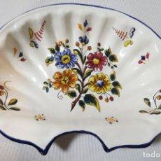 Antigüedades: BACIA BARBERO TALAVERA. Lote 99903447
