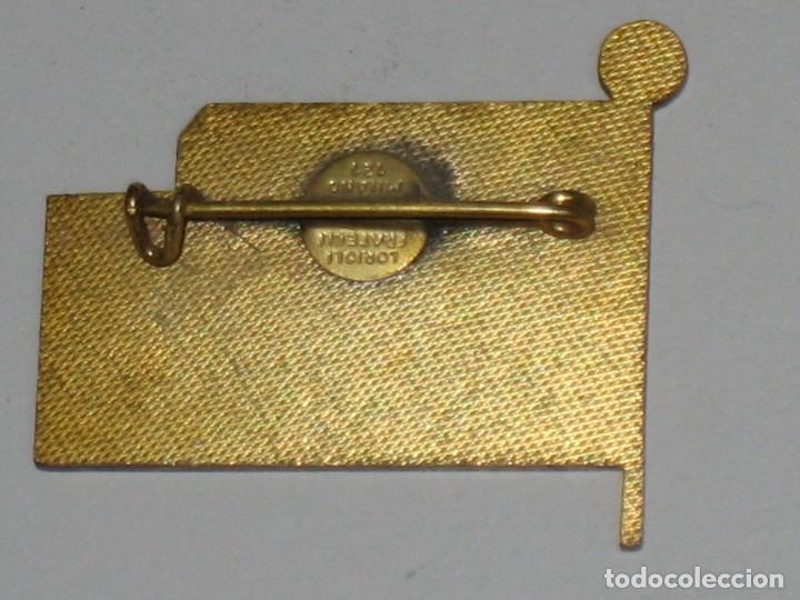 Antigüedades: LOTE MEDALLAS INSIGNIAS CHAPAS ITALIA PEREGRINACIÓN LOURDES - Foto 7 - 99910111
