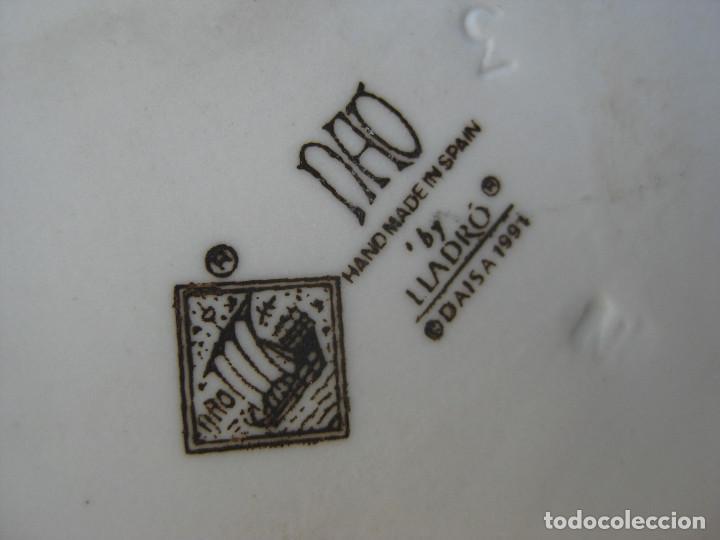 Antigüedades: GRAN FIGURA PORCELANA COLON AMERICAS 1992 V CENTENARIO NAO BY LLADRO HISPANIDAD - Foto 7 - 99921959