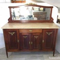 Antigüedades: APARADOR ESTILO IMPERIO. Lote 99927651