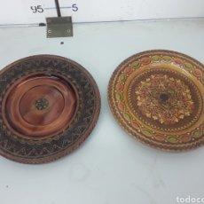 Antigüedades: PLATOS. Lote 99932611