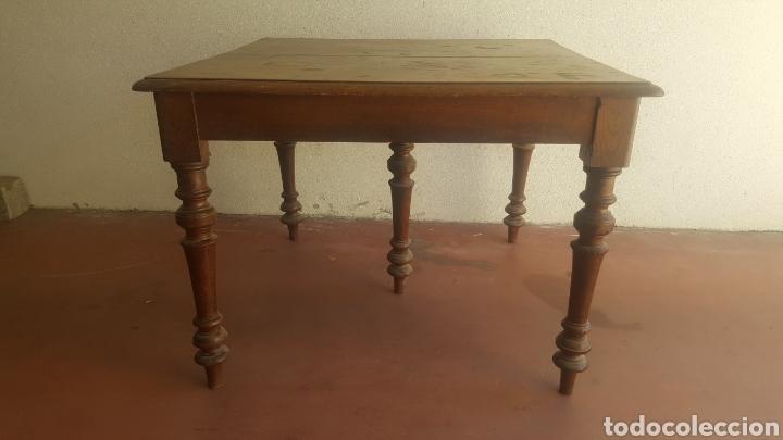 Mesa comedor antigua extensible muebles antigu comprar - Mesa comedor antigua ...