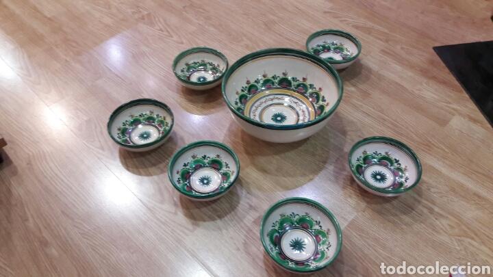 *LUCENA* ANTIGUA CERÁMICA POPULAR ESPAÑOLA. (Antigüedades - Porcelanas y Cerámicas - Lucena)