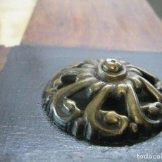 Antigüedades: MARCOS GRABADOS ANTIGUOS CAOBA ESTILO IMPERIO. Lote 99983899