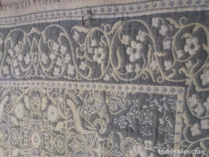 Antigüedades: alfombra - Foto 2 - 100027699