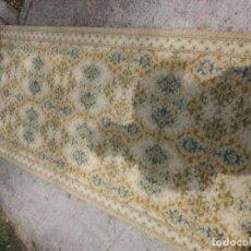 Antigüedades: ALFOMBRA TIPO PASILLO. Lote 100031579