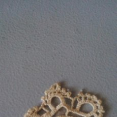 Antigüedades: ANTIGUO TAPETE PEQUEÑO REALIZADO A MANO ..... ZXY. Lote 100054991