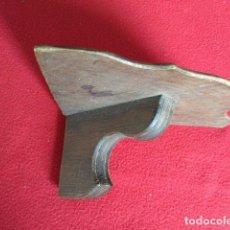 Antigüedades: ANTIGUA REPISA ESTANTE BALDA DE MADERA. Lote 100073555