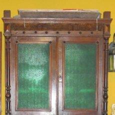 Antigüedades: ANTIGUO Y BONITO APARADOR ALFONSINO. Lote 100097231