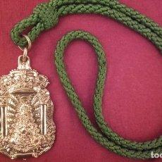 Antigüedades: MEDALLA HERMANDAD ROCÍO SANTIPONCE. SEVILLA. . Lote 100152371