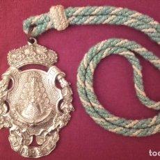 Antigüedades: MEDALLA HERMANDAD ROCÍO UMBRETE.SEVILLA. . Lote 100153427