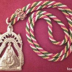 Antigüedades: MEDALLA HERMANDAD VIRGEN SIERRA. SEVILLA. . Lote 100158027