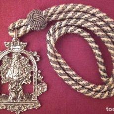 Antigüedades: MEDALLA HERMANDAD VIRGEN DEL ARA. FUENTE DEL ARCO. BADAJOZ. . Lote 100161547
