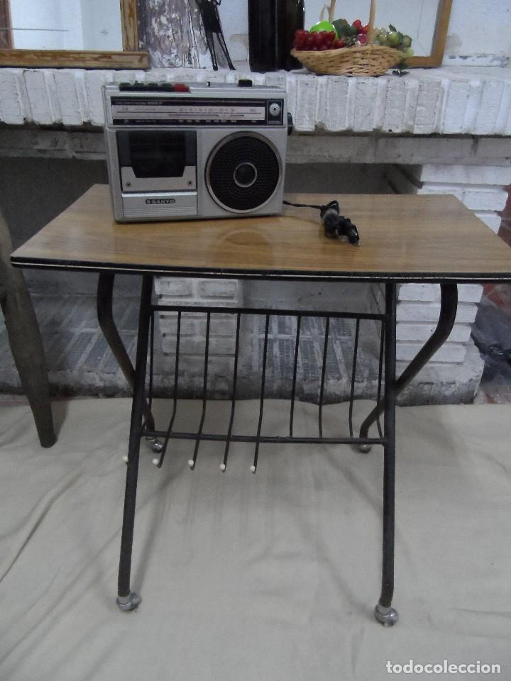 Mesa De Television De Los Anos 60 Comprar Mesas Antiguas En