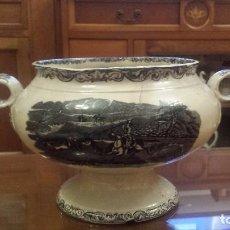 Antigüedades: ANTIGUA SOPERA DE CARTAGENA. SELLADA. Lote 100207335