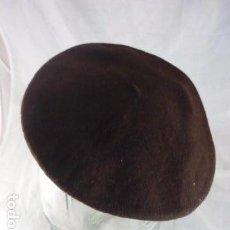 Antigüedades: BOINA UNIFORME ESCOLAR NIÑA - T46 - MARCA EXPOSICION SELECCIONADA - AÑOS 60. Lote 100218899