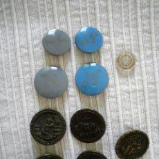 Antigüedades: BOTONES. Lote 100220447