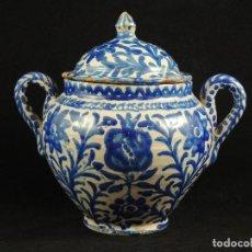 Antigüedades: AZUCARERO FAJALAUZA P.S.XX. Lote 100301771