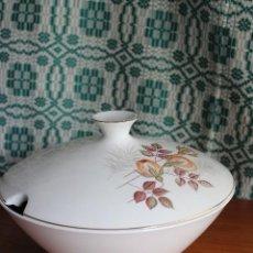 Antiquitäten - Porcelana de Bavaría Sopera vintage años 50 Alemania Porzellan fabrik Gebruder Winterling Roslan R - 100315655