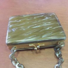 Antigüedades: BOLSO TOCADOR. Lote 100326359
