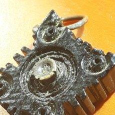 Antigüedades: ANTIGUA CRUZ DE BAQUELITA, PRINCIPIOS SIGLO XX. Lote 100425000