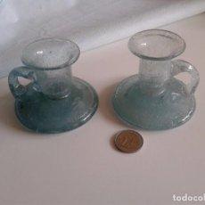 Antigüedades: PALMATORIAS ANTIGUAS. Lote 100495539