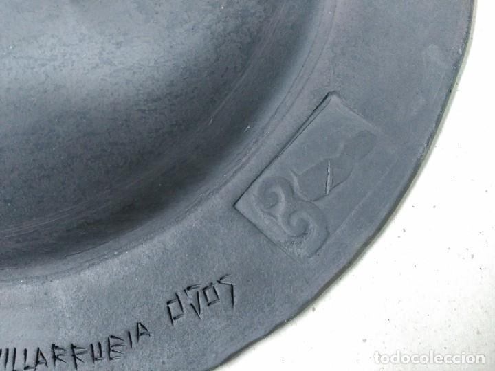 Antigüedades: PLATO DE DON QUIJOTE Y SANCHO PANZA DE CERAMICA GUADIAMURO - Foto 14 - 100508975