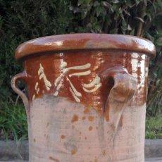 Antigüedades: ALFARERÍA ANDALUZA,QUESERA BAILEN ( JAÉN ). Lote 100520779
