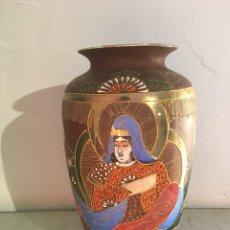 Antigüedades: JARRON DE PORCELANA JAPONESA. Lote 62764868