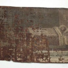 Antigüedades: ANTIGUO EXVOTO. ÓLEO SOBRE LIENZO (SIGLO XVIII-XIX). Lote 100633395
