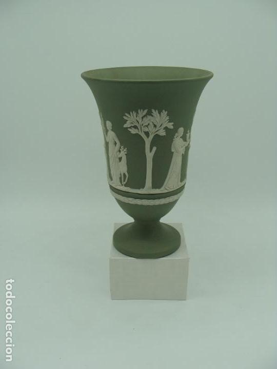 COPA DE PORCELANA INGLESA WEDGWOOD (Antigüedades - Porcelanas y Cerámicas - Inglesa, Bristol y Otros)